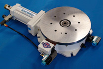 Air-Hydraulics Rotary Indexing Table