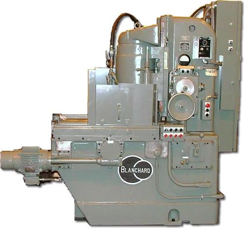 Model 11-16 Blanchard Grinder